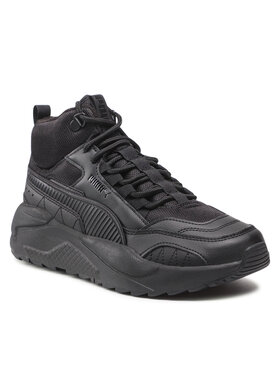 Puma Puma Зимни обувки X-Ray 2 Square Mid L Wtr 383218 01 Черен