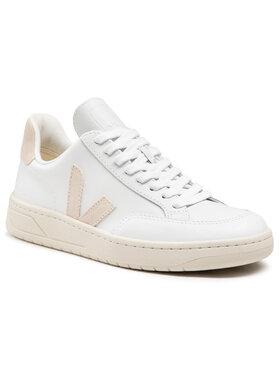 Veja Veja Sneakersy V-12 Leather XD022335A Biela