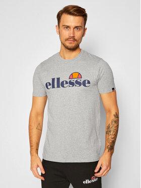 Ellesse Ellesse Marškinėliai Sl Prado SHC07405 Pilka Regular Fit