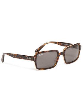 Ray-Ban Ray-Ban Slnečné okuliare Benji 0RB2189 1292B1 Hnedá