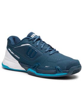 Wilson Wilson Chaussures Rush Pro 2.5 2021 Clay WRS327970 Bleu
