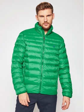 Polo Ralph Lauren Polo Ralph Lauren Geacă din puf Terra 710810897001 Verde Regular Fit