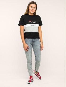 Fila Fila T-Shirt 682852 Czarny Regular Fit
