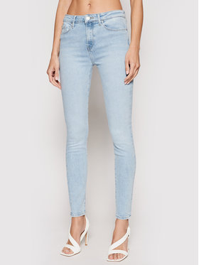 Tommy Hilfiger Tommy Hilfiger Jeans Como WW0WW30197 Blu Skinny Fit