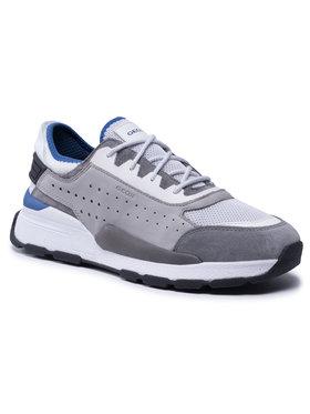 Geox Geox Sneakersy U Regale A U029AA 0856K C1303 Szary