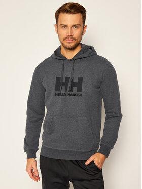 Helly Hansen Helly Hansen Džemperis Hh Logo 33977 Pilka Regular Fit