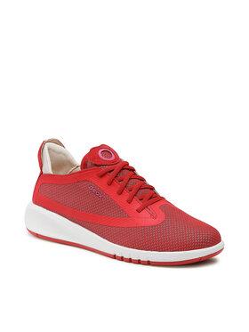 Geox Geox Sportcipő D Aerantis C D15HNC 00011 C7000 Piros