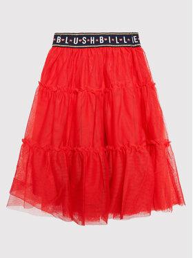 Billieblush Billieblush Jupe U13294 Rouge Regular Fit