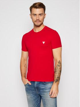 Guess Guess T-Shirt M0BI24 J1311 Černá Super Slim Fit