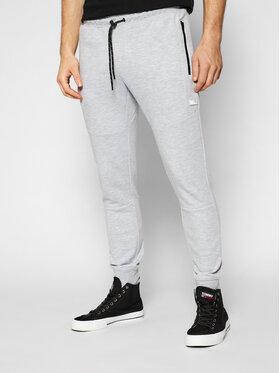 Jack&Jones Jack&Jones Spodnie dresowe Will Air Sweat Noos 12184970 Szary Regular Fit
