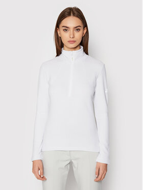 Salomon Salomon Fleece Essential LC1606100 Λευκό Regular Fit