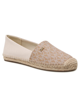 MICHAEL Michael Kors MICHAEL Michael Kors Espadryle Kendrick Slip On 40S1KNFP2B Beżowy