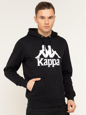 Kappa Kappa Felpa Taino 705322 Nero Regular Fit