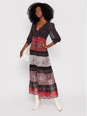 Desigual Desigual Sukienka codzienna Estambul 21WWVW52 Kolorowy Regular Fit
