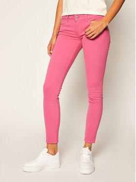 Pepe Jeans Pepe Jeans Skinny Fit džínsy Soho PL210804 Ružová Skinny Fit