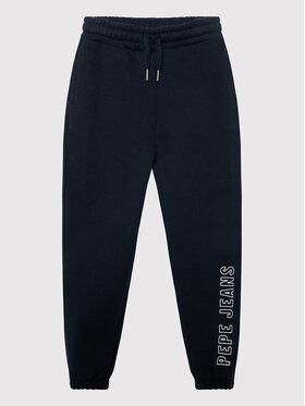 Pepe Jeans Pepe Jeans Spodnie dresowe Babette PG210713 Granatowy Regular Fit