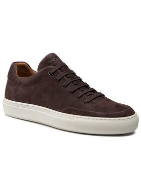 Boss Boss Sneakersy Mirage Tenn 50454283 10236142 01 Brązowy