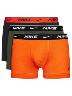 Nike Nike Komplektas: 3 poros trumpikių Everyday KE1008 Spalvota