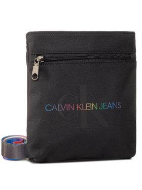 Calvin Klein Jeans Calvin Klein Jeans Borsellino Micro Flatpack Pride K50K506255 Nero