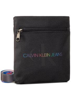 Calvin Klein Jeans Calvin Klein Jeans Sacoche Micro Flatpack Pride K50K506255 Noir