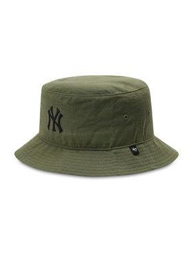 47 Brand 47 Brand Cappello Bucket New York Yankees Grid Lock B-GRDLB17RCF-XC Verde