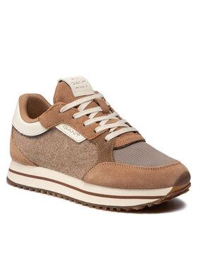 Gant Gant Sneakersy Bevinda 23533030 Béžová