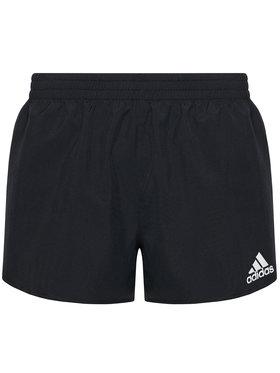 adidas adidas Αθλητικό σορτς Fast Split GM1597 Μαύρο Regular Fit