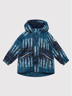 Reima Reima Žieminė striukė Nappaa 521613A Tamsiai mėlyna Regular Fit