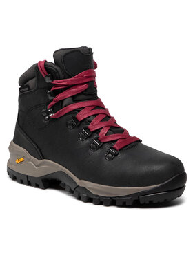 CMP CMP Παπούτσια πεζοπορίας Astheriam Wmn Trekking Shoes Wp 30Q4646 Γκρι