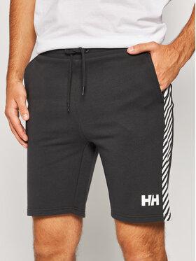 Helly Hansen Helly Hansen Sportovní kraťasy Active 53429 Černá Regular Fit