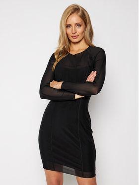 Calvin Klein Jeans Calvin Klein Jeans Ежедневна рокля J20J214869 Черен Slim Fit