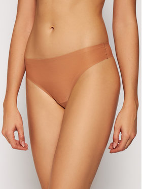 Chantelle Chantelle Tanga Soft Stretch C26490 Bézs