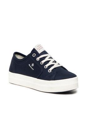 Gant Gant Sneakersy Leisha 22538603 Granatowy