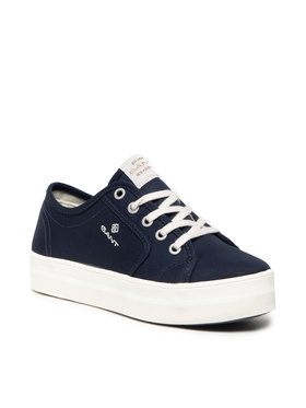 Gant Gant Sneakersy Leisha 22538603 Tmavomodrá