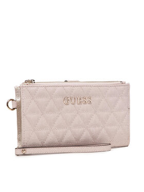 Guess Guess Portefeuille femme grand format Wessex (SLG) SWGG83 79570 Beige