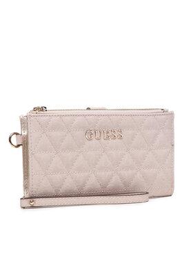 Guess Guess Veľká dámska peňaženka Wessex (SLG) SWGG83 79570 Béžová