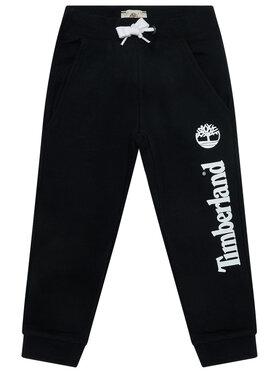 Timberland Timberland Teplákové kalhoty T24B05 M Černá Regular Fit