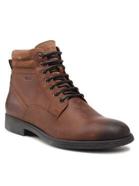 Geox Geox Stiefel U Jaylon B U16Y7B 000CL C6001 Braun