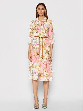 Rinascimento Rinascimento Sukienka koszulowa CFC0017936002 Kolorowy Regular Fit