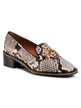Tory Burch Tory Burch Κλειστά παπούτσια Freya 45Mm Loafer 74082 Καφέ
