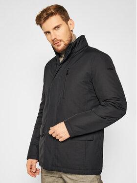 Geox Geox Zimska jakna Vincit Mid M0420H T2676 F9000 Crna Regular Fit