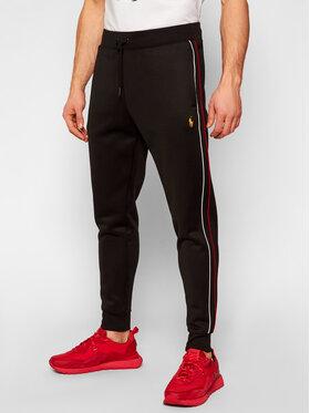 Polo Ralph Lauren Polo Ralph Lauren Pantaloni trening Lunar New Year 710828373002 Negru Regular Fit