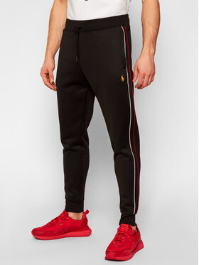 Polo Ralph Lauren Polo Ralph Lauren Παντελόνι φόρμας Lunar New Year 710828373002 Μαύρο Regular Fit