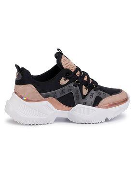 SuperTrash SuperTrash Sneakersy Niva Neo W 2011 058501 Černá