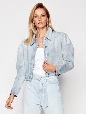 Iro Iro Kurtka jeansowa Orkney WP08 Niebieski Regular Fit