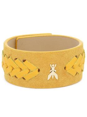 Patrizia Pepe Patrizia Pepe Βραχιόλι Bracciale/Bracelet 2V9584/A484-Y380 Κίτρινο