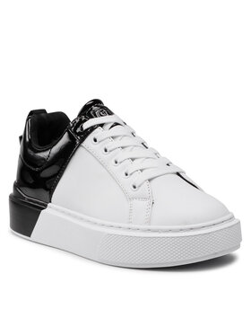 Guess Guess Sneakersy FL8HR2 ELE12 Biały