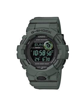 G-Shock G-Shock Karóra GBD-800UC-3ER Zöld