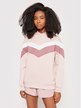 4F 4F Sweatshirt H4L21-BLD020 Rose Regular Fit