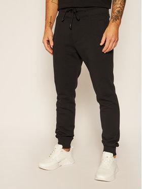 Versace Jeans Couture Versace Jeans Couture Teplákové nohavice A2GZA1TB Čierna Regular Fit